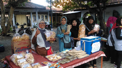Desa Girigondo Wakili Pituruh, Mengikuti Kegiatan Pasar Tani di Dinas Pertanian Pangan Kelautan dan Perikanan Kabupaten Purworejo