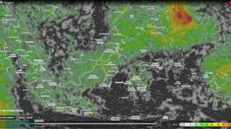 BMKG: Indonesia Berpotensi Hujan Sedang - Lebat Sepekan ke Depan