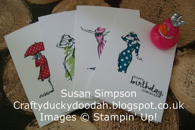 Stampin' Up! UK Independent  Demonstrator Susan Simpson, Craftyduckydoodah!, Review of 2017 Part I, Supplies available 24/7 from my online store,