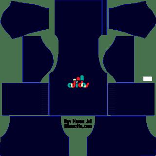 Kaos DLS Adidas Terbaru