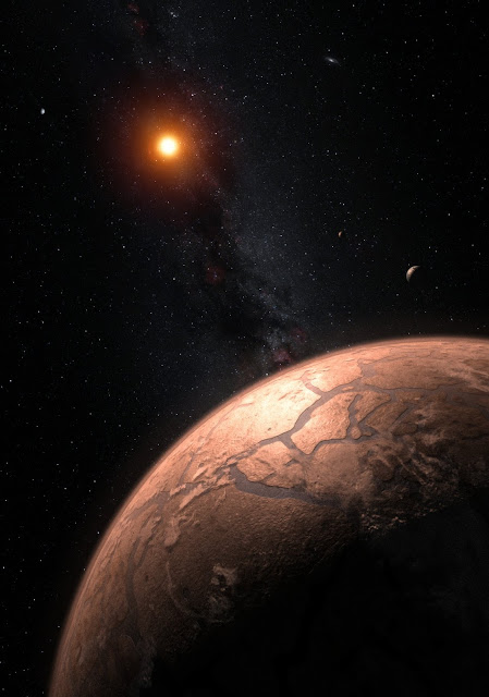 TRAPPIST-1 planets probably rich in water