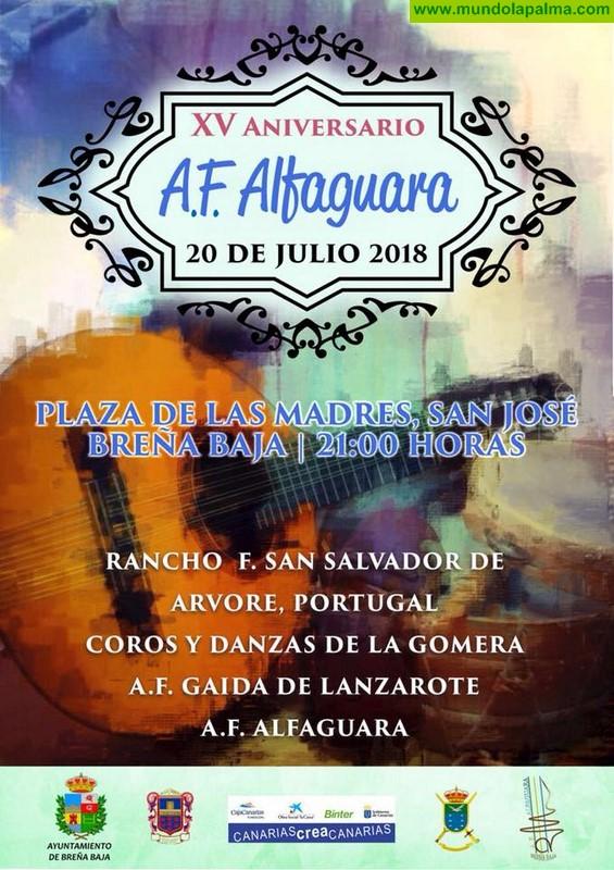 Aniversario Agrupación Folklórica Alfaguara