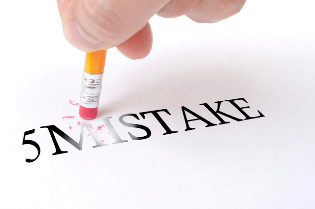 5 Mistakes Beginner Bloggers Could Avoid
