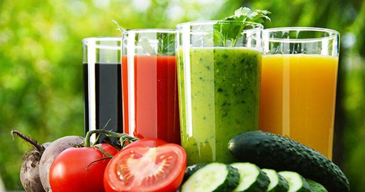 Suco Detox Benefícios