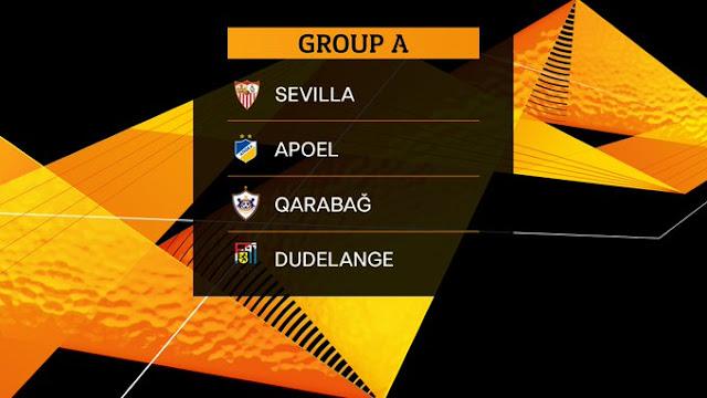 Prediksi Dudelange vs Sevilla — 8 November 2019