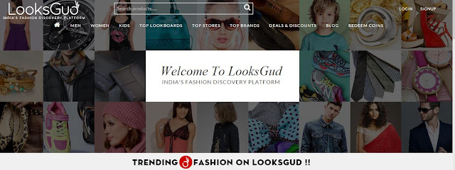 LooksGud Online Fashion Store #thelifesway #photoyatra