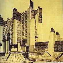 Futurismo , Movimento Artístico Surgido em 1909