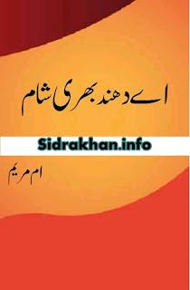 Aey Dhund Bhari Shaam