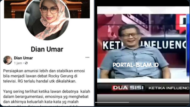 Pakar Komunikasi: RG Terlalu Handal Untuk Dikalahkan, Pamer Gelar Akademik Malah Jadi Blunder