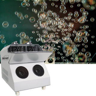 Efek Bubble machine