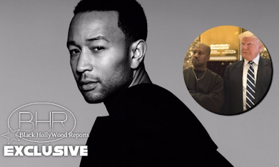 John Legend Speaks On Kanye West Meeting With Donald Trump