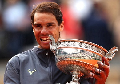 Nadal beats Thiem clinch 12th French Open title 2019, full list of winners, current champions