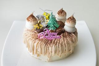 no cake stand