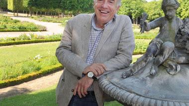 Alain Baraton, el jardinero de Versalles