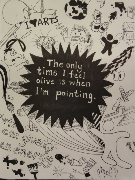 Quotes by Artists About Art