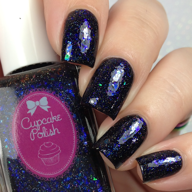 Cupcake Polish-Texas Star