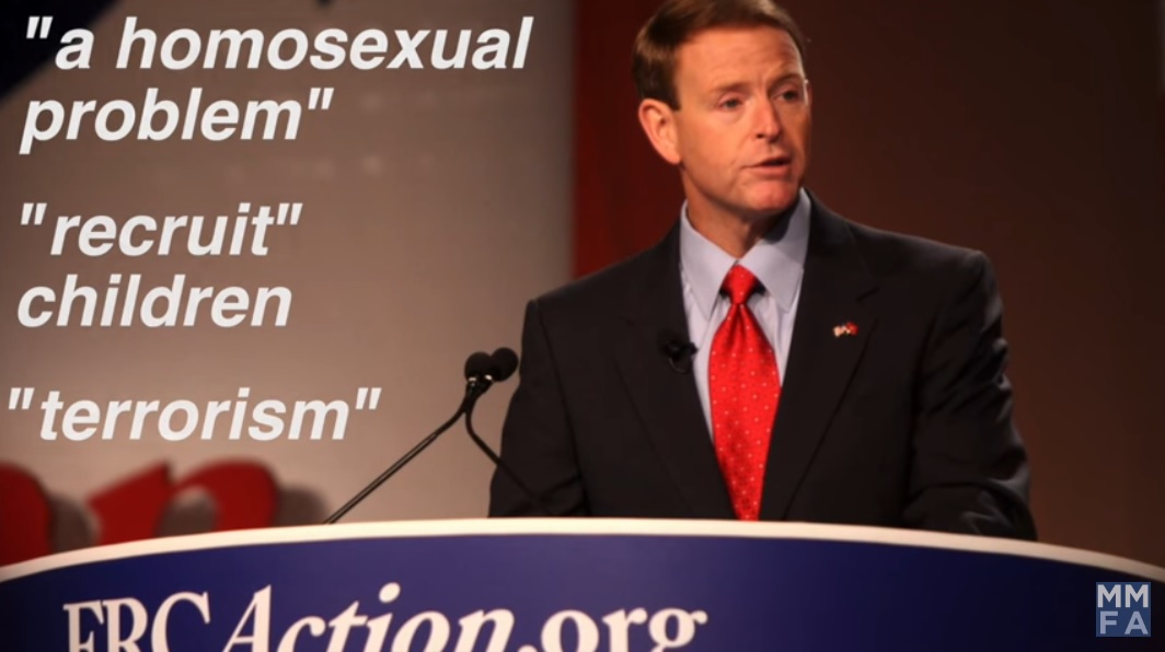 Anti homosexual hate groups