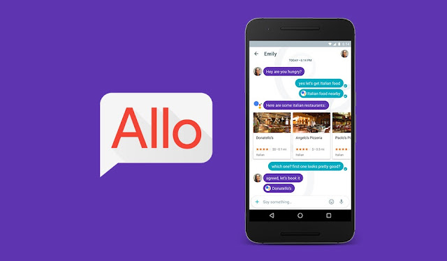 Google Allo v2 APK to Download With Quick Reply, GIF Keyboard, Direct Share and More