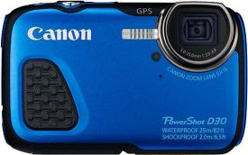 Canon PowerShot D30 Manual