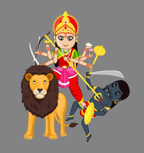 Mata Durga Photo  Images Wallpapers for Mobiles