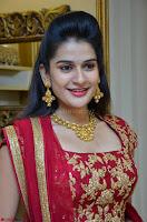 Jenny Honey in Stunning Dark Red Anarkali Dress at Splurge   Divalicious curtain raiser ~ Exclusive Celebrities Galleries 022.JPG