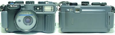 Fuji K-28 MF Construction Camera (Fujinon 28mm F3.9 Lens) #045