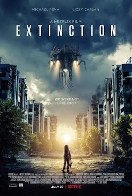 Extinction 2018 Custom HD Dual Latino 5.1