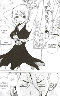 "Reseña de ""Dr. STONE"" vol.3 de Riichiro Inagaki y Boichi - Ivrea"