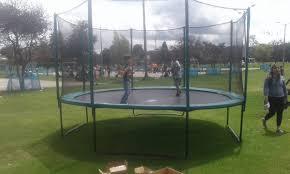 alquiler de trampolines en bogota