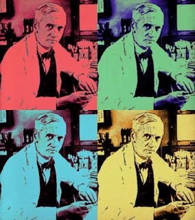 At first glance, it may seem that discoveries by Alexander Fleming were just luck, but they were the hand of God. A subject of his study shows God's signature.