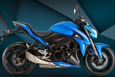 All New 2016 Suzuki GSX-S1000 HD Images