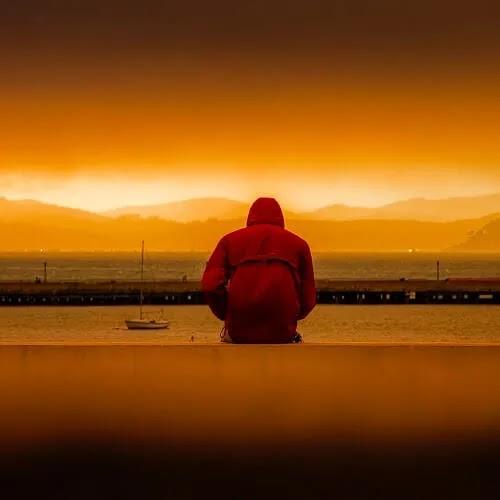 alone sad DP for boys