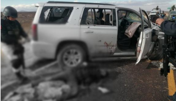 Los Sicarios decapitados en Chihuahua por guerra entre el Cartel de Sinaloa y La Linea con sus aliados el CJNG