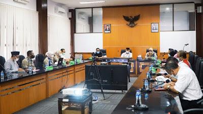Kepala KPPN Selong Silaturahmi ke Bupati, Ini Yang Dibahas