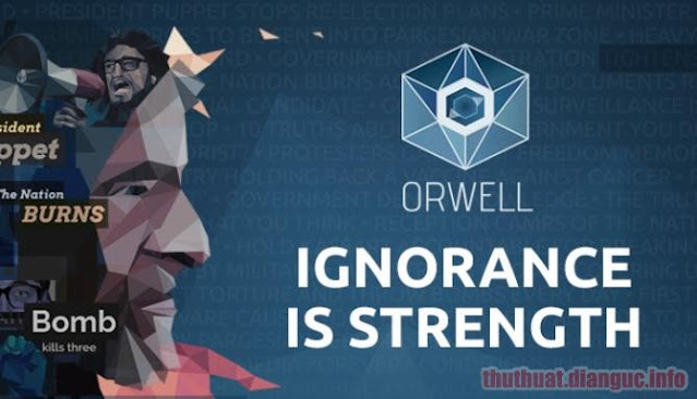 Download Game Orwell Deluxe Edition Full Crack