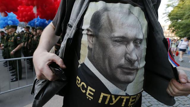 «Россией управляет не Путин, а коллегия чекистов» — Радио Свобода
