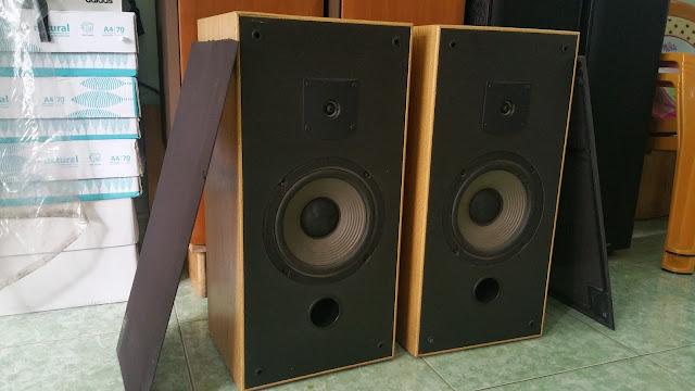 Ampli 5.1 dts - Ampli stereo - Đầu MD làm DAC - Đầu CDP - Sub woofer v.v.... - 34