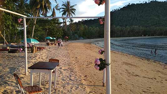 Temajo bay resort