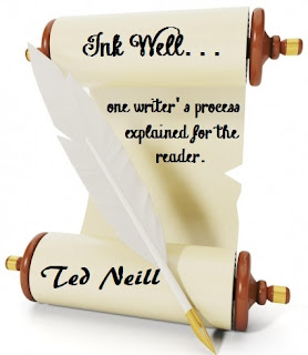 Ted Neill: Ink Well - Want To Write Something Good? Then Take Time NOT Writing by Ted Neill for I Smell Sheep