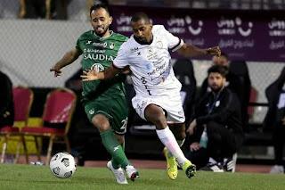 ملخص اهداف مباراة الشباب والاهلي (3-0) الدوري السعودي