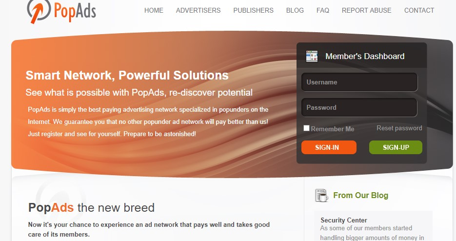 5 Best Ad Networks For Small Publishers - BLOGWAPING