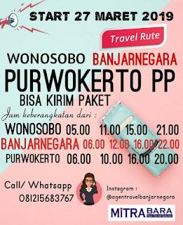Jadwal Travel Banjarnegara