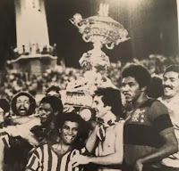 CR Flamengo Bicampeão do Troféu Ramón de Carranza de 1979/1980