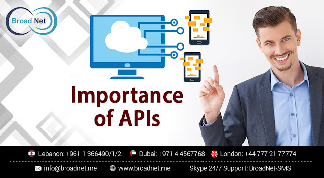 Importance of apis