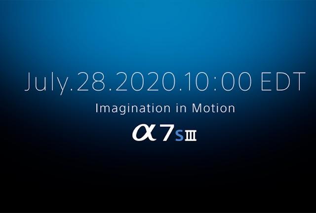 Uzun zamandır beklenen Sony a7s III kamera Temmuz ayı sonunda piyasaya sürülecek