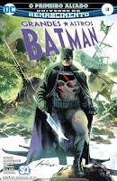 DC Renascimento: Grandes Astros - Batman #14
