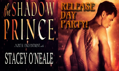 Release Day Party & GIVEAWAY — The Shadow Prince by Stacey O'Neale