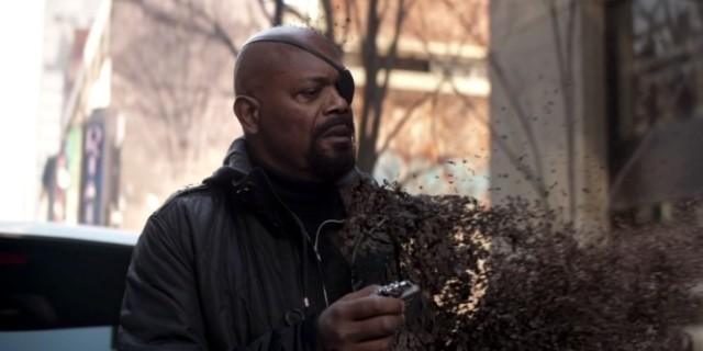 Se revela el ¿Por qué Nick Fury esperó para llamar al Capitán Marvel hasta Infinity War?