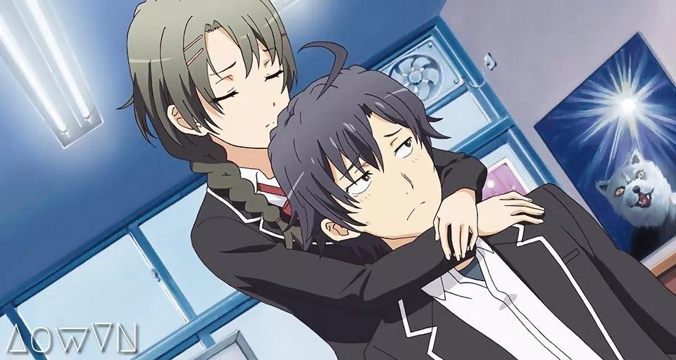 AowVN.org m%2B%25285%2529 - [ Anime 3gp Mp4 ] Yahari Ore no Seishun Love Comedy wa Machigatteiru BD SS1 + SS2 + OVA | Vietsub