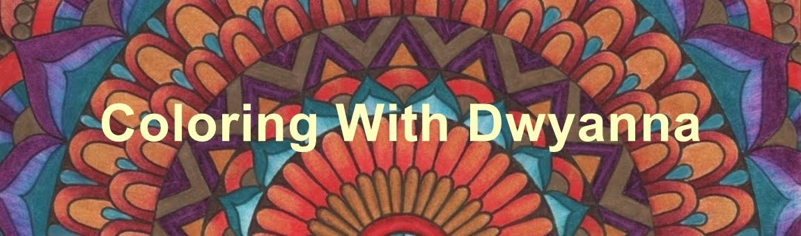 Coloring With Dwyanna